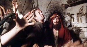 George Harrison Monty Python