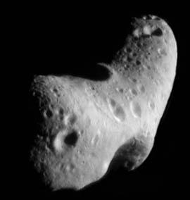Este não é o asteroide monty python