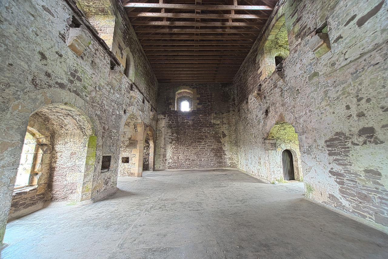 Doune_Castle_grande-salão