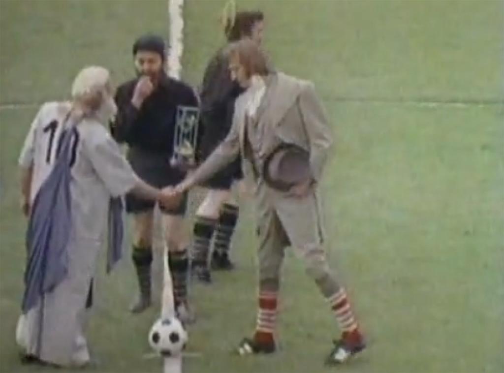 The Philosophers' Football Match