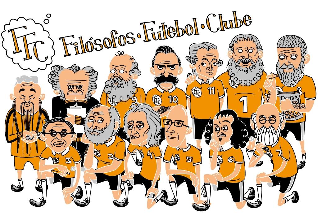 Filosofos_Futebol-Camiseta