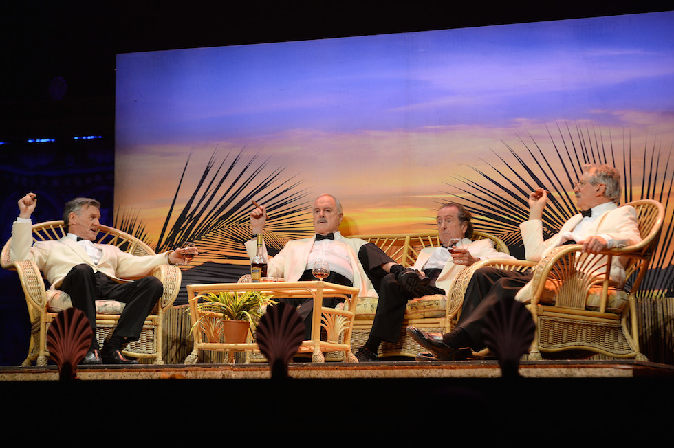 "Opening Night ""Monty Python Live (Mostly)"""