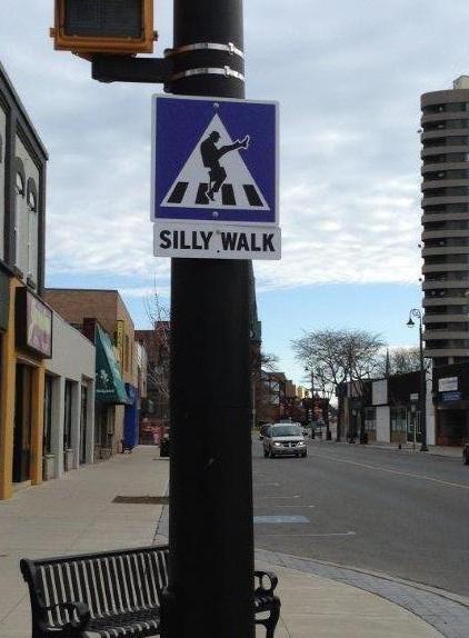 silly-walk-andar-tolo-canada-sarnia