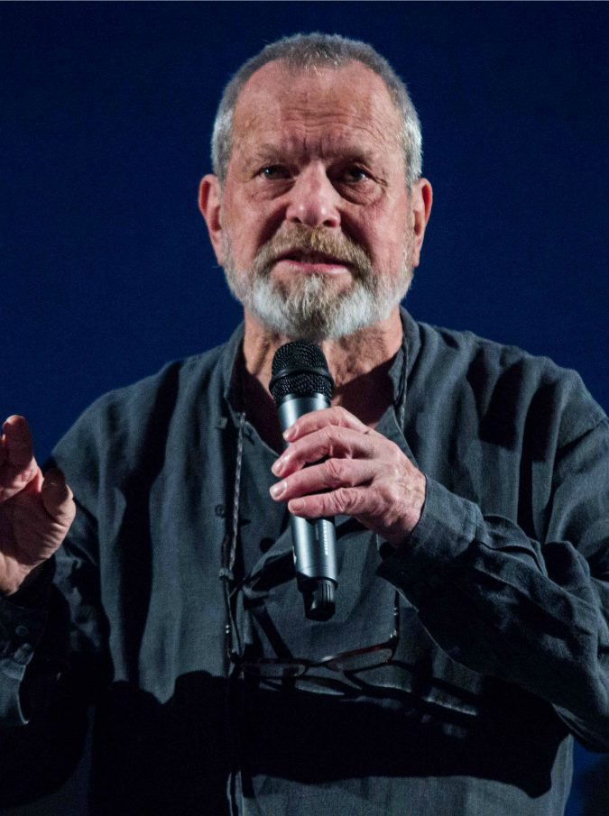 terry gilliam italia