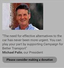 Michael Palin presidente do conselho