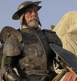 Morreu o Dom Quixote de Terry Gilliam