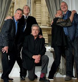 A reunião do Monty Python não vai acontecer