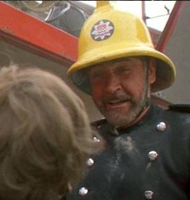 Sean Connery no filme Os Bandidos do Tempo