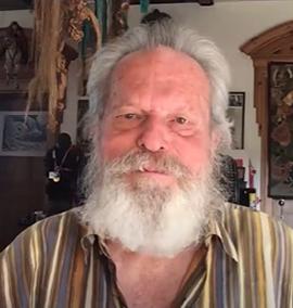 Terry Gilliam pediu cogumelos alucinógenos de presente