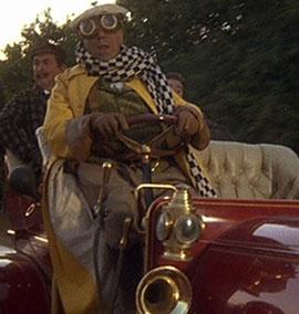 O calhambeque no filme de Terry Jones